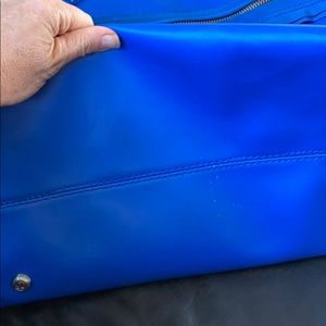 lululemon athletica Bags - Lululemon travel/gym bag blue